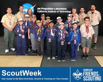 Scout Week